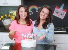 Had so much fun baking with my sister Mo on Nerdy Nummies! :)