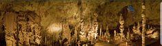 Magic! Ne pas se fier à la photo... A voir absolument. Profitez des mois de mai et juin moins fréquentés par les touristes... Aven d'Orgnac - Grotte et Musée de Préhistoire en Ardèche - Grotte en France