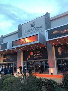 #EMPRESAS Digital Wap Center anoche estuvo presente en los Premios Siempre Más! VII edición @orange_es celebrados en el Teatro Goya de Madrid. Enhorabuena a Adrián Torres que fue premiado por su gran esfuerzo y trabajo 💼 Broadway Shows, Theater