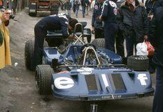 Tyrrell P34B (Canada 1977) by F1-history.deviantart.com on @deviantART