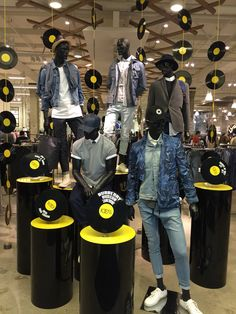Gents hats featured at Bloomingdales Santa Monica