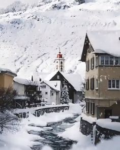 Swiss Alps village📍 Andermatt, Switzerland The Effective Pictures We Offer You About Nevada valley of fire A quality picture can tell you many things. You can find the most beautiful pictures that can Winter Szenen, Winter Love, Winter Magic, Winter Christmas, Christmas 2019, Winter Pictures, Christmas Pictures, Beautiful Winter Scenes, Andermatt