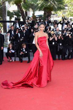 Chanel Iman - Cannes 2015, Jour 7