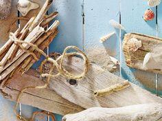 Dekoideen: So dekorierst du mit maritimen Treibholz