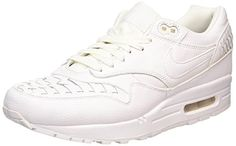 cheaper eb89a 4286f Nike Air Max 1 Woven, Chaussures de Running homme  Amazon.fr  Chaussures et  Sacs