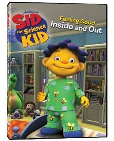 Sid the Science kid video on healthy eating and taking care of your body