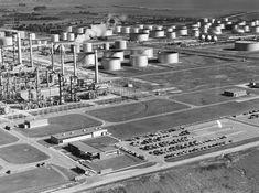 Tidewater Oil Company.  Delaware City, Delaware.  1306-000-000 #2816.  Delaware Public Archives.  archives.delaware.gov