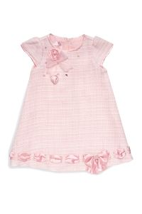 Biscotti Baby / Toddler Girls Pink Ode to Chanel Easter Dresses Big Girl Fashion, Modest Fashion, Pageant Casual Wear, Easter Dress, Pink Girl, Casual Looks, Biscotti, Cute Outfits, Summer Dresses