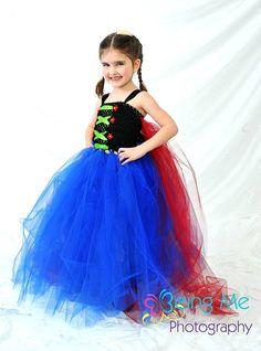 Size 57 Frozen Inspired Tutu Dresses Elsa or by MyLilPeepsBoutique