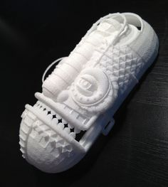 Mask 3d print. by StuartWade, via Flickr #fab #3d printing #awesome #cool #3dprint