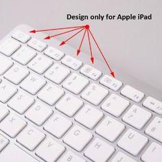 Amazon.com: SANOXY Bluetooth Keyboard for iPad: Computers & Accessories