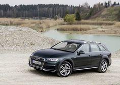 Νέα έκδοση Audi A4 allroad quattro με 252 PS!