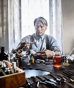 Hannibal Tv Series, Bad Boy Aesthetic, Hannibal Lecter, Hugh Dancy, Mads Mikkelsen, Reaction Pictures, Daddy, Movies, Viggo Mortensen