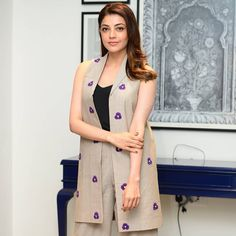 Kajal Agarwal South Actress, South Indian Actress, Best Actress, Bollywood Girls, Bollywood Actress, Indian Suits, Cute Faces, Indian Actresses, Glamour