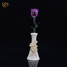 ==> [Free Shipping] Buy Best Crystal Rose Valentine's Day Rose Glass Flower Best Gifts for Christmas Gift Forever Love Flower Birthday Gift New Year Gift Online with LOWEST Price | 32784891550
