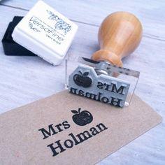teacher stamp!