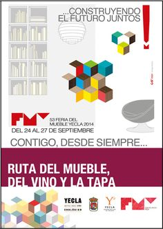 Feria Del Mueble en Yecla, Murcia Murcia, Four Square, Tapas, Words, Hotels, Restaurants, Function Hall, Wine, Wine Cellars