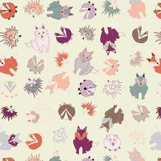designer chloe wood via Print & Pattern