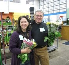 Debra Prinzing and David Perry of Seattle will soon be publishing a local flower book...more to follow!