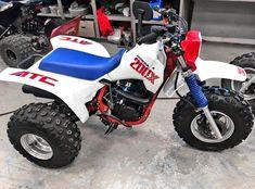 Honda Trike, Custom Sport Bikes, Dirtbikes, Atvs, New Toys, Ford Mustang, Offroad, Motorcycles, Bicycle