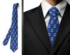 Creighton Bluejays Neckties