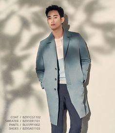 ZioZia S/S 2017      #KimSooHyun #김수현