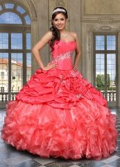 Wholesale watermelon quinceanera dress taffeta organza beaded pick-up sweet 15 dress 80228 http://www.topdesignbridal.net/wholesale-watermelon-quinceanera-dress-taffeta-organza-beaded-pick-up-sweet-15-dress-80228_p4213.html For more information, please visit www.topdesignbridal.net or call us at +1 646 233 3499