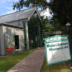 Walter Anderson Museum of Art | Ocean Springs, MS