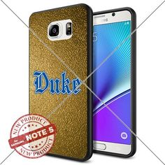 NEW Duke Blue Devils Logo NCAA #1113 Samsung Note5 Black Case Smartphone Case Cover Collector TPU Rubber original by WADE CASE [Gold] WADE CASE http://www.amazon.com/dp/B017KVL27Q/ref=cm_sw_r_pi_dp_sVhzwb00KQ8RJ