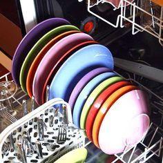 vider le lave vaisselle chaque jour