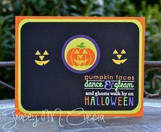 Reverse Confetti - Tracey Cuccia - Spooky Cuties and Spooky Sentiments