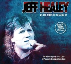 Review: As the Years Go Passing By - Jeff Healey