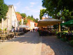 Tkalčićeva street Croatia, Street View, Table Decorations, Furniture, Home Decor, Decoration Home, Room Decor, Home Furnishings, Home Interior Design