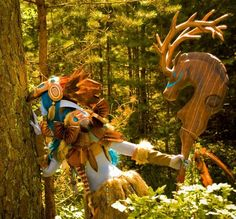 Druid Tier 6 (World of Warcraft) | 24 Of The Best Cosplays Ever
