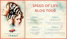 On Writing Longhand | Speed of Life Blog Tour | Guest Post by JM Kelly | https://www.mostlyyalit.com/2016/10/speed-of-life-jm-kelly-blog-tour-guest-post.html #yalit HMH Kids Raincoast Books Joelle Anthony
