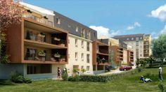 """Présentation du programme immobilier """"Le Clos des Maillets"""" du promoteur PROGECOM"""