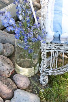 VIBEKE DESIGN: En sommerlig reise i blått og hvitt!