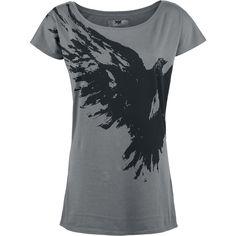 Flying Raven - T-Shirt von Black Premium by EMP