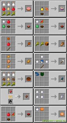 minecraft useful food UsefulFood Mod для Minecraft 162 Minecraft Mods, Minecraft World, Capas Minecraft, Minecraft Banners, Minecraft Plans, Amazing Minecraft, Minecraft Tutorial, Minecraft Blueprints, Minecraft Creations
