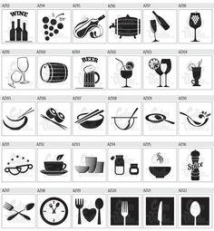 CDM Vinilos Decorativos y Publicitarios: PACK DE VINILOS DECORATIVOS PARA AZULEJOS DE COCINAS Y BAÑOS
