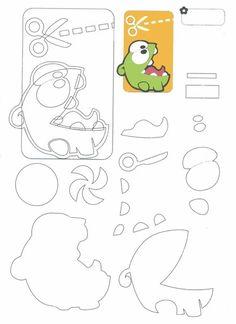 Materiales gráficos Gaby: Funda de celular en fieltro con moldes