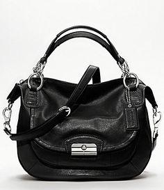 kristen leather round satchel in black, yes please!!!!!!!!!!!