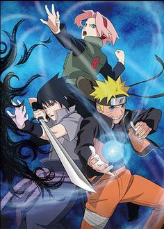 The Naruto series is one of the most popular anime series in Japan, and it's been running since Will it never end? We sure hope not! And if you're a Naruto fan, you surely feel the same way! Why not celebrate another year of this exciting anime serie Naruto Team 7, Naruto Vs Sasuke, Naruto Uzumaki Shippuden, Anime Naruto, Manga Anime, Wallpaper Naruto Shippuden, Naruto Wallpaper, Sakura And Sasuke, Manga Girl