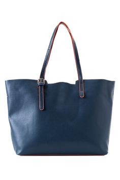 Shiraleah Nadine Tote in Navy - Beyond the Rack