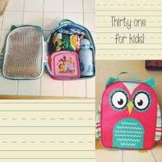 Thirty-One Chill-icious thermal is perfect for the kids for back to school.  Its yours for only $5 if you host a party in July of $200 or more!   Get more information at https://www.facebook.com/3.1withjuliejuhl or Order at www.mythirtyone.com/juliejuhl