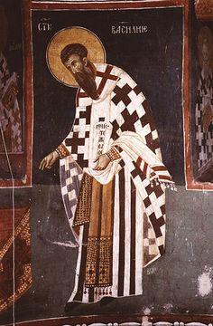 View album on Yandex. Byzantine Icons, Byzantine Art, Religious Icons, Religious Art, St Basil's, Catholic Saints, Orthodox Icons, Illuminated Manuscript, Medieval