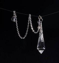 AAAAA Clear Crystal Pendulum