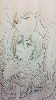 Bleach Ichigo And Rukia, Bleach Anime, Bleach Fanart, Warm Hug, Best Couple, Anime Love, Manga Art, Cool Watches, Kawaii Anime
