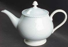 Lenox Swedish Lodge Tea Pot 2459731 | eBay