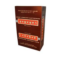 LaraBar - Chocolate Coconut - Case of 16 - 1.8 oz